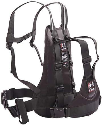 FEN&G Harnais de sûreté de Moto de Haute résistance pour Enfants pouvant être ajusté vers Le Haut et vers Le Bas