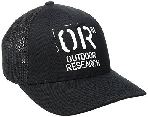 Outdoor Research Cargo Trucker Cap, Black, 1size
