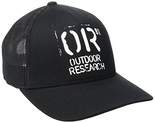 Outdoor Research Cargo Trucker Cap, Black, 1size
