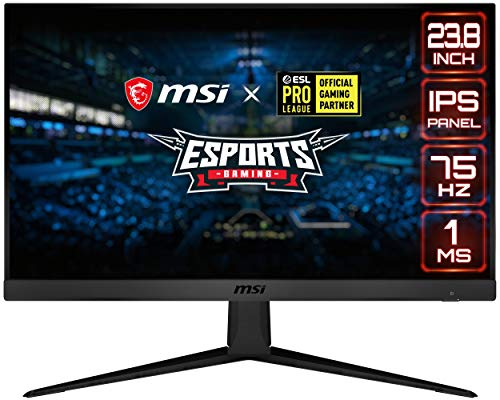 MSI Optix G241V E2 Monitor Gaming 24