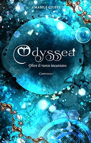 Odyssea Oltre il varco incantato a fumetti - primo capitolo