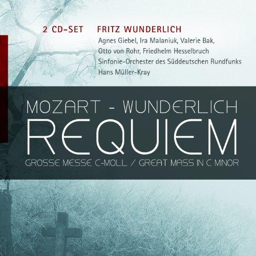 Fritz Wunderlich - Mozart: Requiem, Missa C-Moll