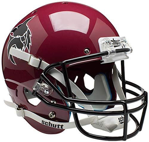 Schutt NCAA Replica XP Football Helmet, Central Washington Wildcats