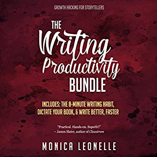 The Writing Productivity Bundle cover art