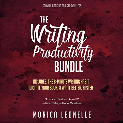 The Writing Productivity Bundle audiobook cover art