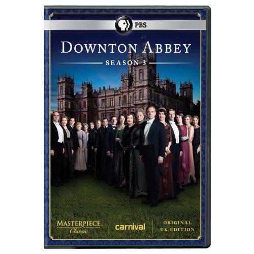 Masterpiece Classic: Downton Abbey Season 3