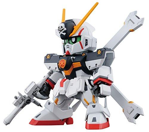 SDガンダム クロスシルエット クロスボーン・ガンダムX1 色分け済みプラモデル