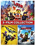 3-Film Collection: The Lego Movie / The Lego Ninjago Movie / The Lego Batman Movie [USA] [DVD]
