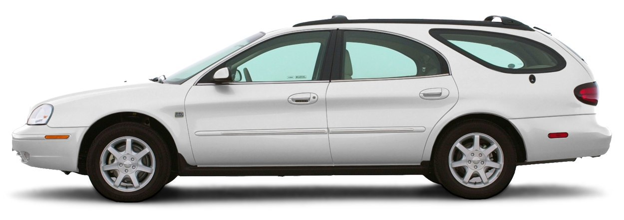 Super 2003 Mercury Sable Ls Premium 4 Door Wagon Vibrant White Machost Co Dining Chair Design Ideas Machostcouk