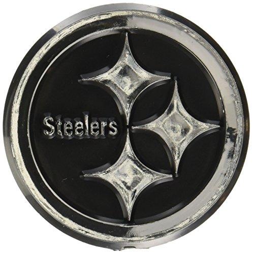 NFL Pittsburgh Steelers Chrome Automobile Emblem
