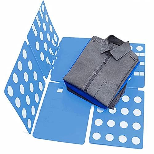 Huixindd Bandeja de Ropa Plegable, Camiseta, Pantalones Cortos, Pijamas, Ropa Ligera, Ajustable, maletín, lavandería Conveniente, Organizador rápido