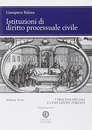 Istituzioni di diritto processuale civile: 3