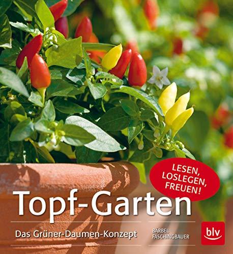Topf-Garten: Das Grüner-Daumen-Konzept