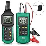 MS6818 Localizzatore Di Cavi, 12 V-400 V AC/DC Wire Tracker Test Cable Localizzatore di Ca...