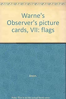 Warne's Observer's picture cards, VII: flags