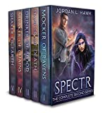 SPECTR: The Complete Second Series (SPECTR Box Sets Book 2) (English Edition)
