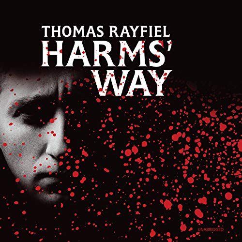 Harms' Way audiobook cover art