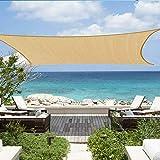 Savage Island Toldo para el Sol con Protección UV Ideal par Patios Jardines Exteriores