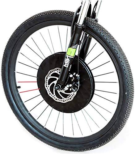 Bicicletas eléctricas Kit de conversión 36V 250W Kit de bicicleta eléctrica de la rueda de control de motores sin escobillas App engranaje del cubo del motor del camino de MTB Bike E Kit de conversión