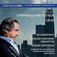 Berlioz: Symphonie fantastique - Lelio, ou le retour de la vie by Riccardo Muti (Conductor)