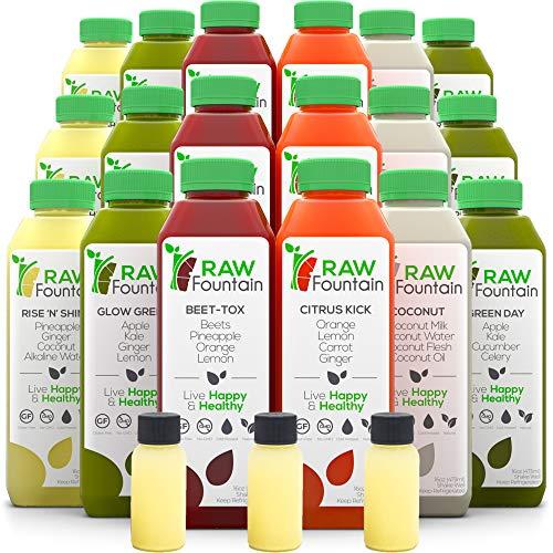 jamba juice cold press - 5