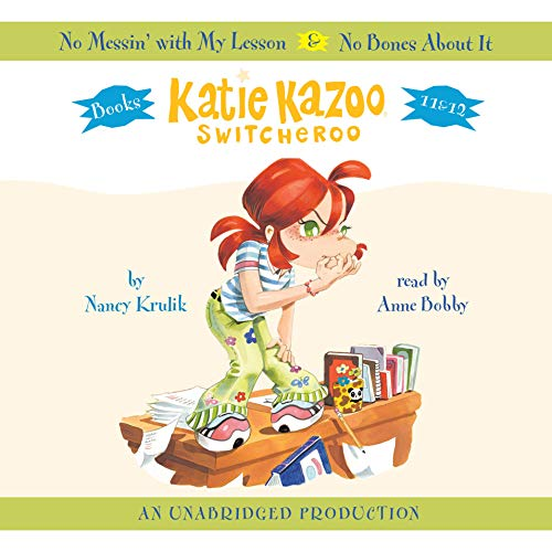 Katie Kazoo, Switcheroo: Books 11 & 12  By  cover art