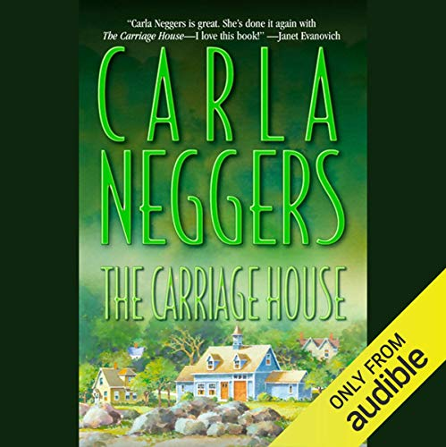 The Carriage House audiobook cover art