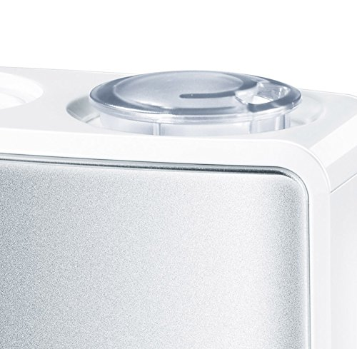 Beurer LB12 Mini humidificador ultrasónico óptimo...