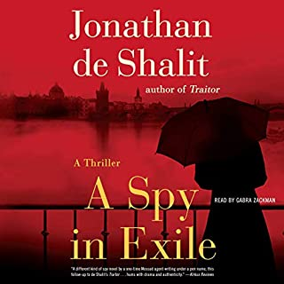 A Spy in Exile cover art