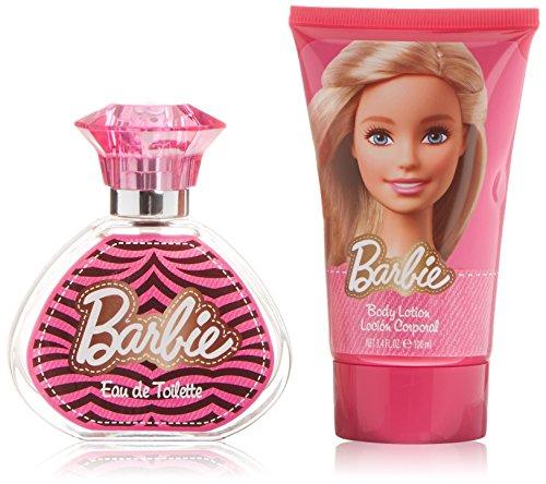 Barbie Trousse de toilette avec parfum et lotion