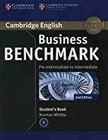 Business Benchmark Pre-intermediate to Intermediate BULATS Student's Book (Cambridge English)