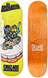 Cruzade The Octodagger 8.875'x32.24' Deck Skateboard, Adultos Unisex, Multicolor (Multicolor), 8.875'