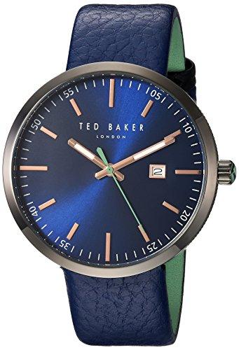 TED BAKER LONDON Orologio Analogico al Quarzo Giapponese Uomo 10031563