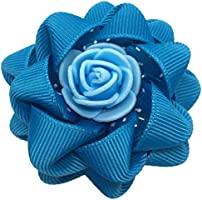 1 Pieces Hair Clip Flower Star shaped Hair Ties Accessories Hair Bands Best gift for your girls, Perfect hair decoration...