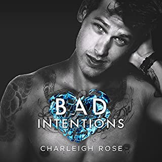 Bad Intentions audiobook cover art
