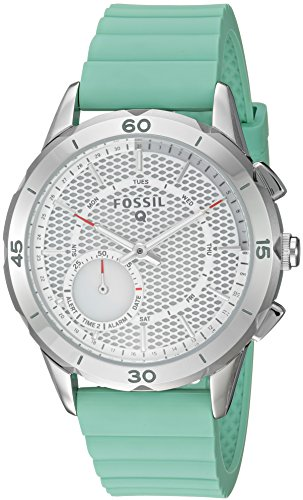 Fossil Hybrid Smartwatch - Q Modern Pursuit Mint Green