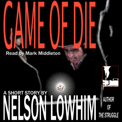 Game of Die audiobook cover art