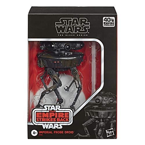 Star Wars- Black Series Deluxe Droide 15 cm (Hasbro E76565L0) , Color/Modelo Surtido