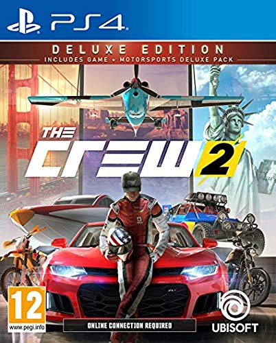 PS4 - The Crew 2 - Deluxe Edition [PAL ITA]