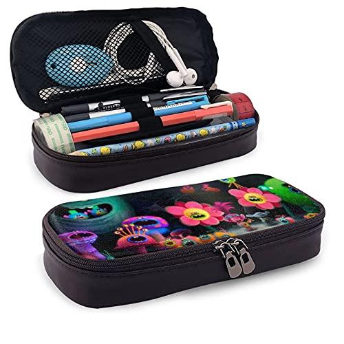 TRO-Lls Estuche de papelería Bolsa de suministros escolares Bolsa de cosméticos de viaje La temporada escolar Suministros