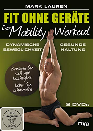 Fit ohne Geräte - Das Mobility-Workout, 2 DVD-Video