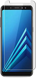Tempered Glass Screen Protector By Ineix For Samsung Galaxy A8 Plus (2018)