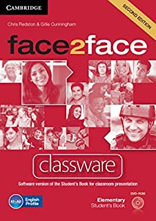 face2face / Classware DVD-ROM. Elementary 2nd edition