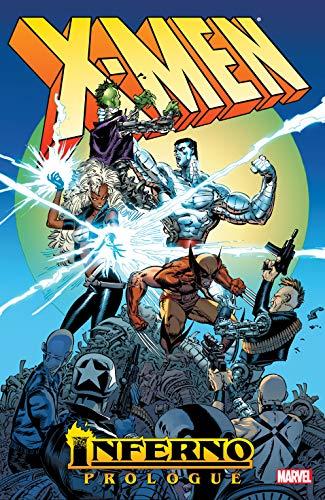 X-Men: Inferno Prologue (English Edition)