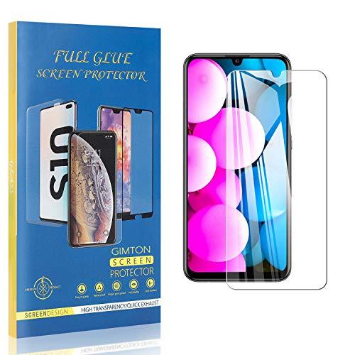 GIMTON Displayschutzfolie für Huawei P Smart 2019, 9H Härte Kratzfest Panzerglasfolie, Ultra Transparente Schutzfilm aus Gehärtetem Glas für Huawei P Smart 2019, 3 Stück