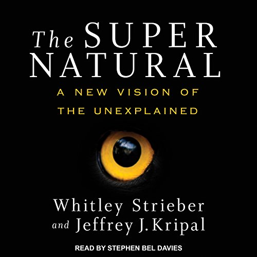 The Super Natural cover art