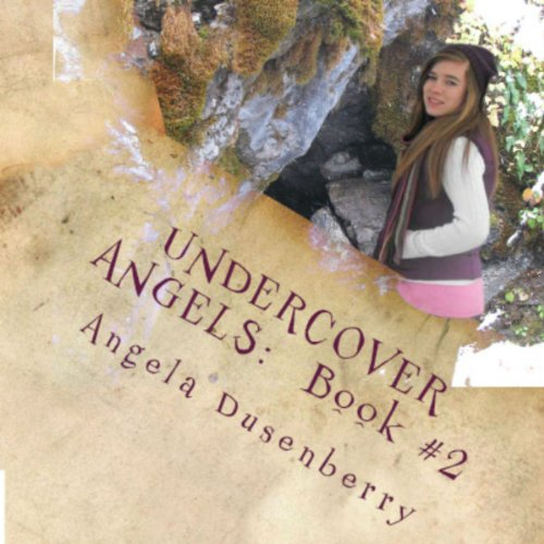 Undercover Angels audiobook cover art