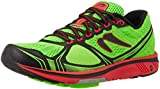 Newton Running Herren Motion 7 Laufschuhe, Grün (Lime/Red 001), 48 EU