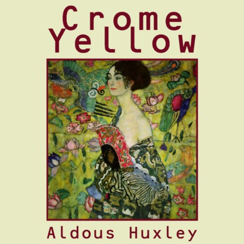 Crome Yellow  By  cover art