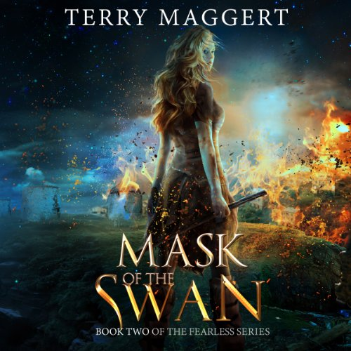 Mask of the Swan audiobook cover art